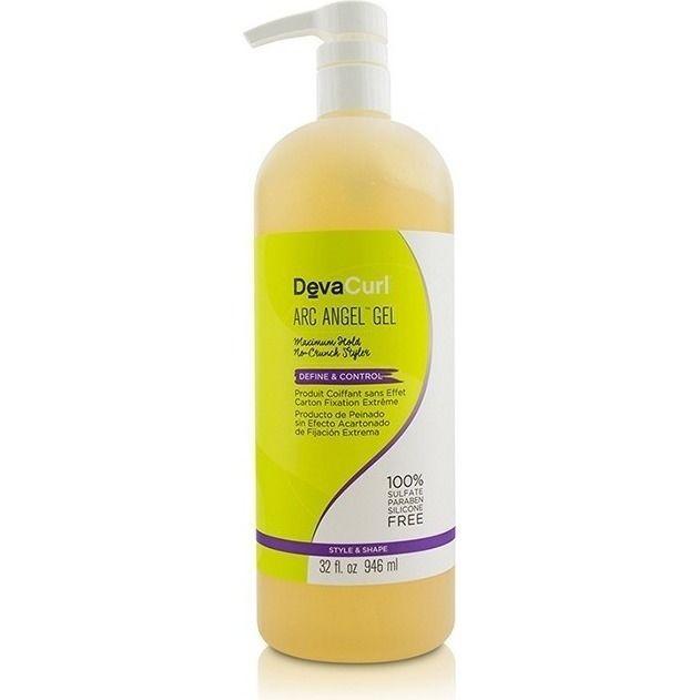 DevaCurl Arc Angel Gel Maximum Hold No Crunch 946ml | Buy Hair Gel