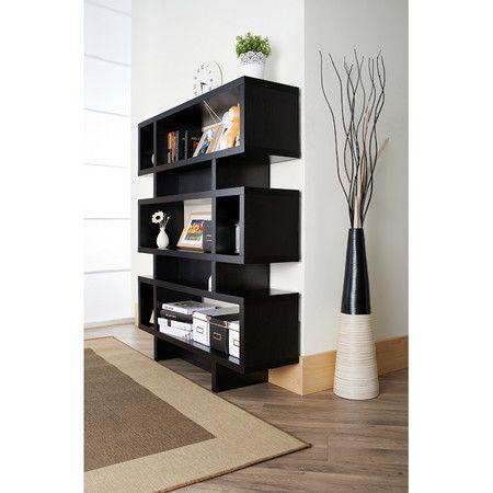Celio Bookcase In Black