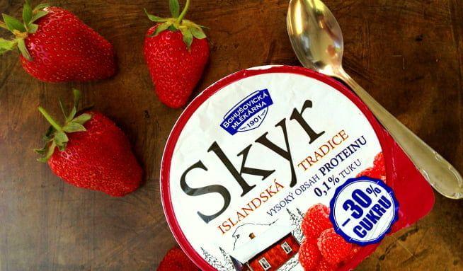 Skyr: je to jogurt, není to jogurt? - Vitalia.cz