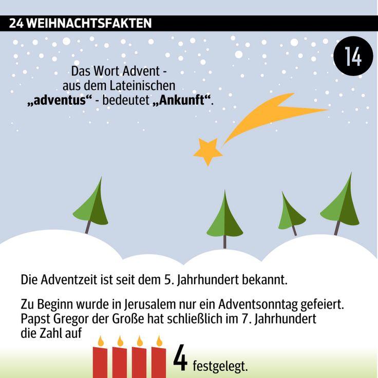 #Advent, Advent: #Türchen Nummer 14.  ______________________ #Adventkalender #Weihnachten #WusstenSieDass #xmas #Daten #Grafik #kurier _______________________ http://kurier.at/weihnachten