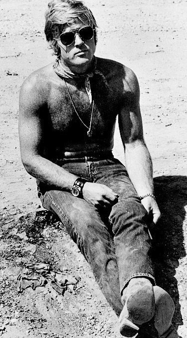 Robert Redford, c. 1960s