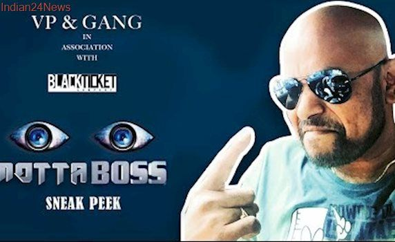 VP & Gang at Bigboss | Motta Boss series coming soon | Black Ticket Company Official