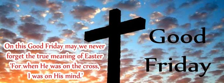Good Friday 2014 Special Facebook Covers with Jesus picture