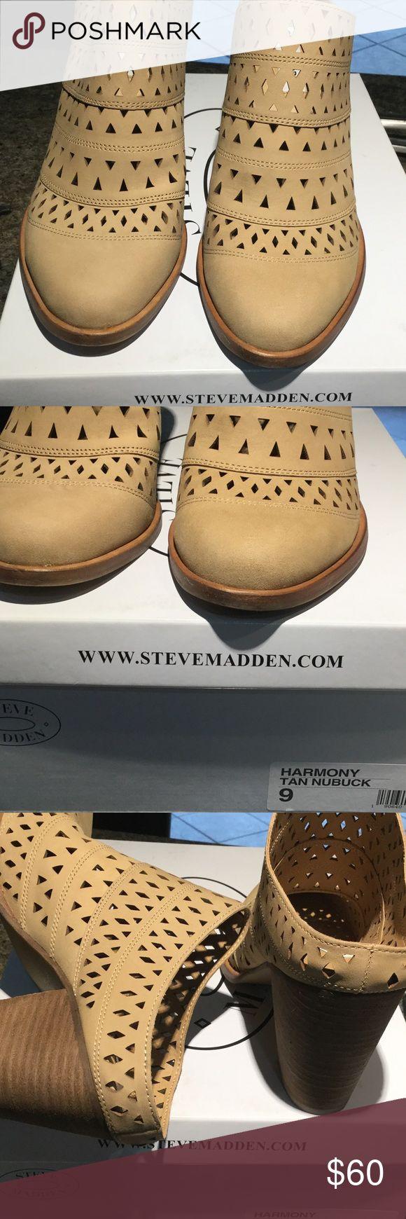 Steve Madden harmony tan Mules NWT Steve Madden harmony tan Mules NWT Steve Madden Shoes Mules & Clogs