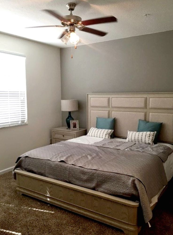 Master bedroom suites fit for a KING!   The Oaks at Southlake Commons in Clermont, FL   www.oaksatsouthlakecommons.com