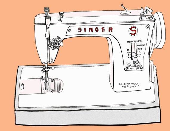 sewing machine, singer, craft, craft room