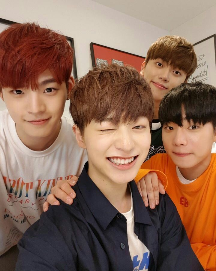 onf group photo || 온앤 오프