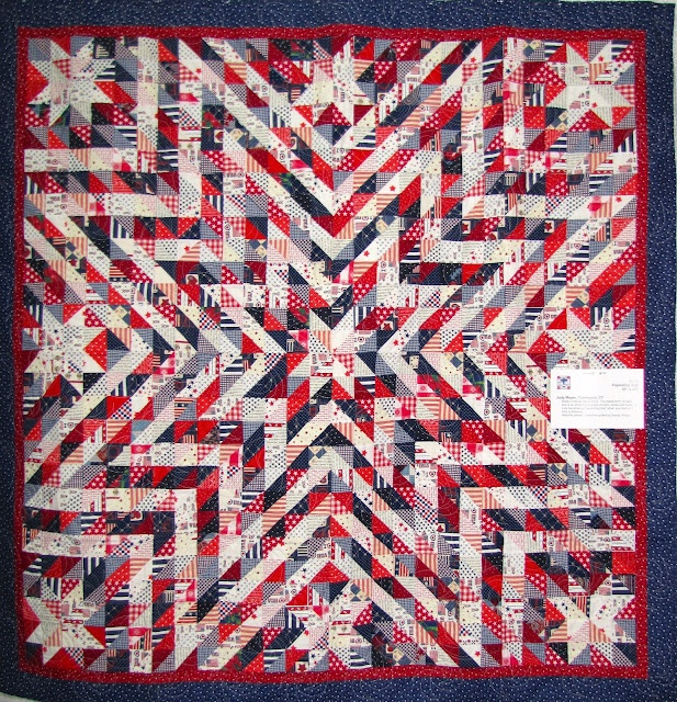 Canton Village Quilt Works: Opening Day