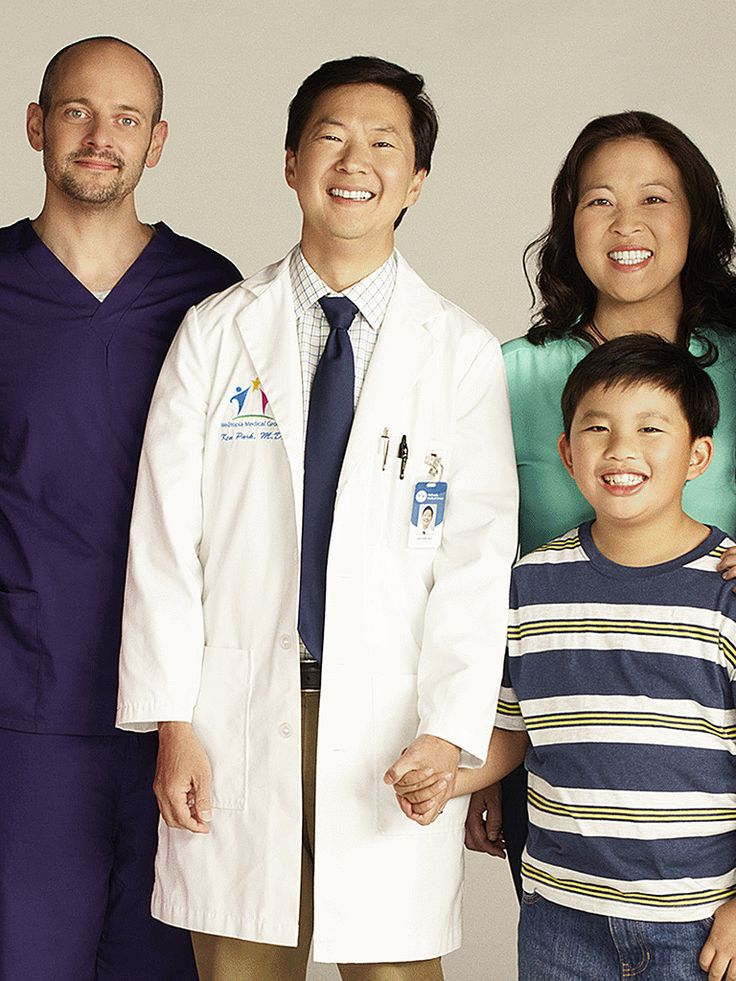 """Dr. Ken"" (ABC) starring Ken Jeong, Suzy Nakamura....Fresh Off The Boat with a better job? I'll give this one a chance."