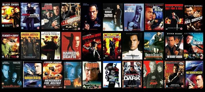 Steven Seagal movies |...