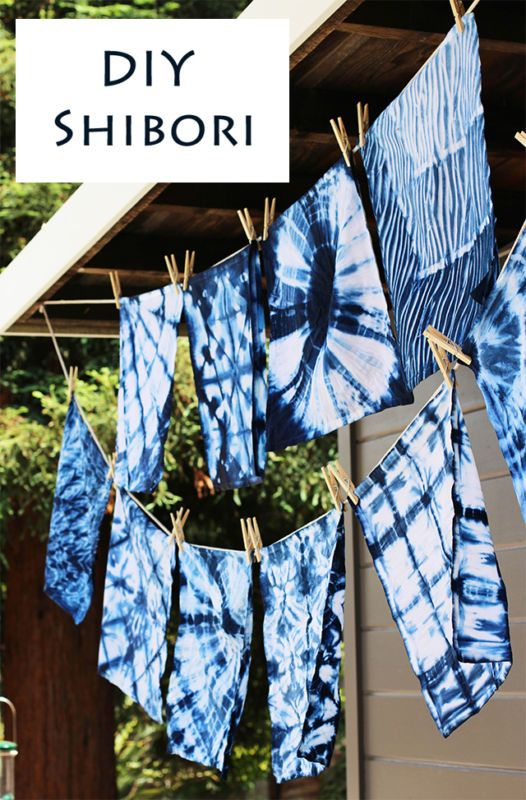 DIY Shibori | eBay