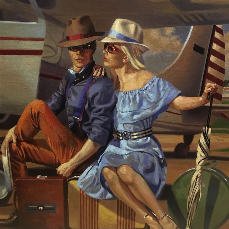 """Close-up of """"MYSTERY AND UNCHARTERED TERRITORY"""" by Peregrine Heathcote"""