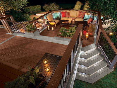 i could do some major BBQ-ing in this back yard