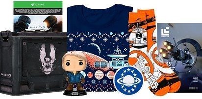 Geeky stuff from Loot Crate. | 29 Boxes You Didn't Know You Could Subscribe To