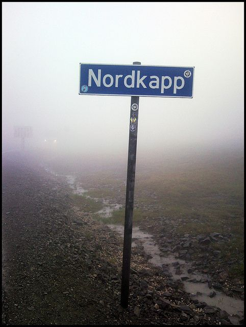 Nordkapp, Norway - the Northernmost point of Europe