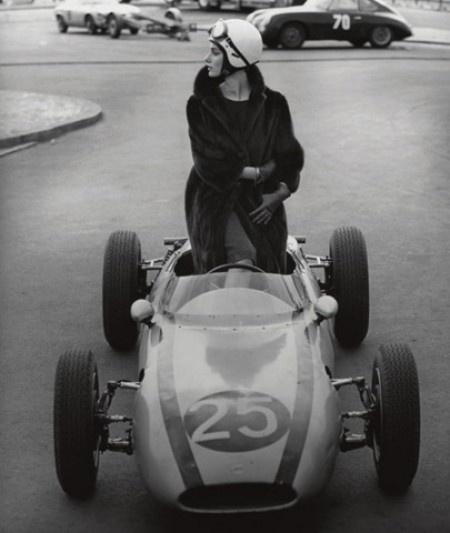 Judy Dent, Vison Saga, F.C. Gundlach, Berlin 1962