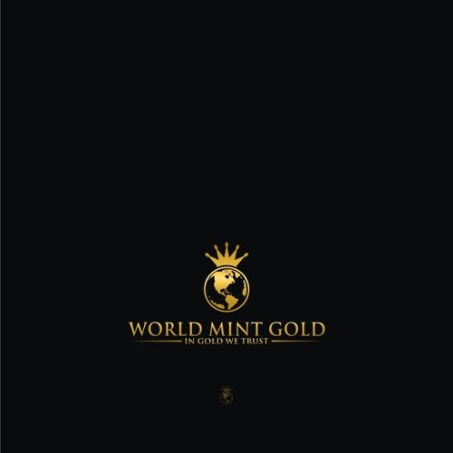 World Mint Gold �20Create a logo worthy of King Solomon's gold
