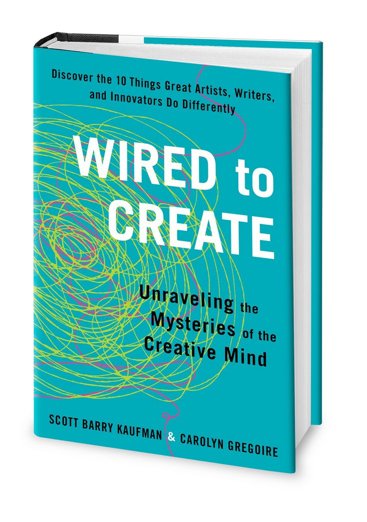Wired to create: Scott Barry & Carolyn Gregoire