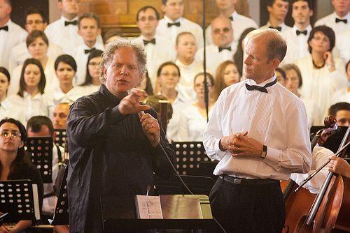 Delta David Gier and Kenneth Tucker - Ein Deutsches Requiem - Johannes Brahms