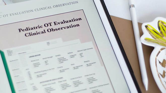 Free Downloadable Occupational Therapy Clinical Observation