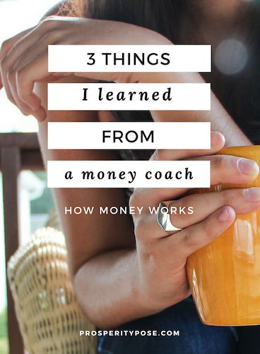 3 things I learned from a money coach   Money lessons to stay on track   Are you your worst enemy when it comes to cash?