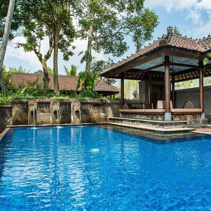 Pool at Day The Chedi Club Tanah