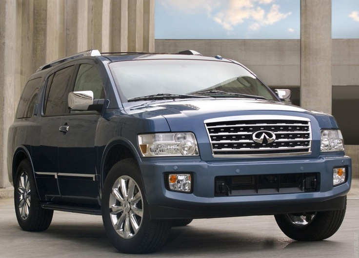 Infiniti Qx56 Like A Classy Mack Truck For Your Family