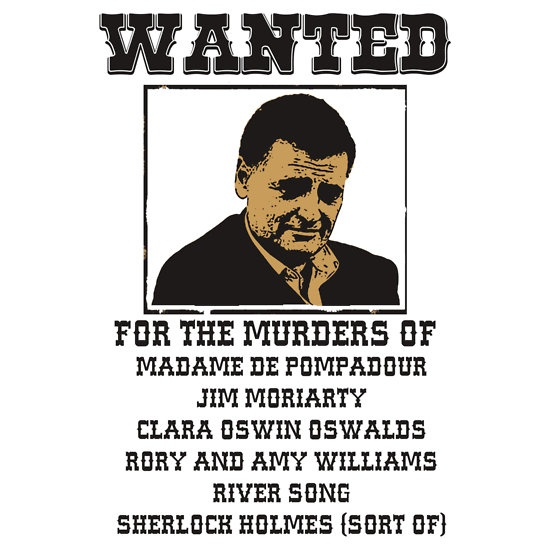 TOO TRUE, TOO TRUE!!!!!!   WANTED: STEVEN MOFFAT by jammywho21