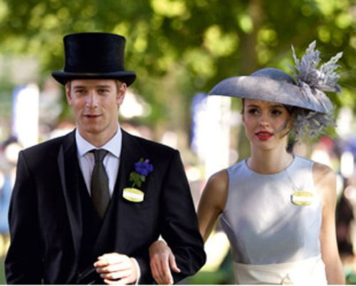 Perfected Example Formal Dresscode at the Royal Ascot Races