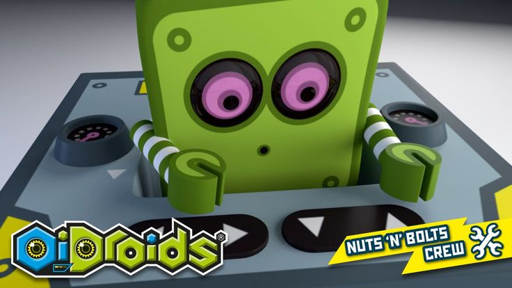 OiDroids: New Nuts 'n' Bolts Crew