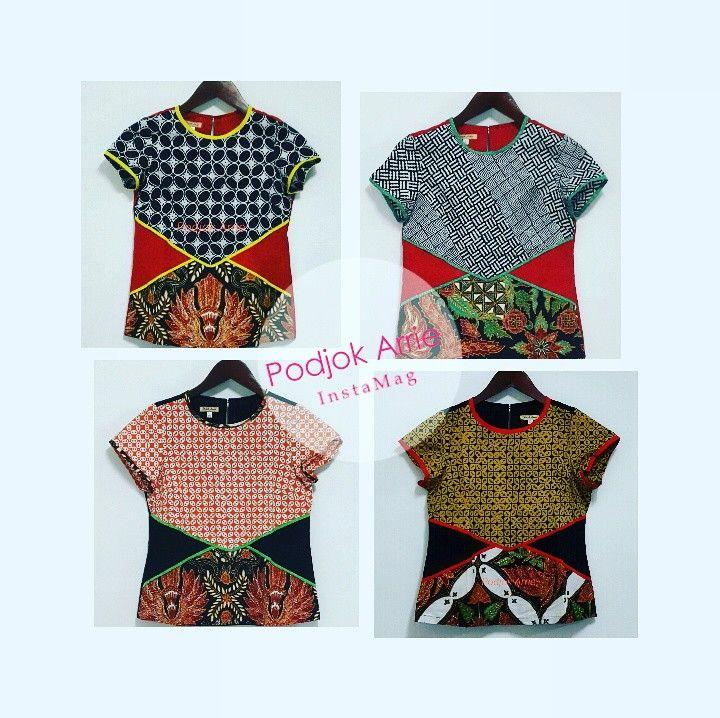 Top Batik combination