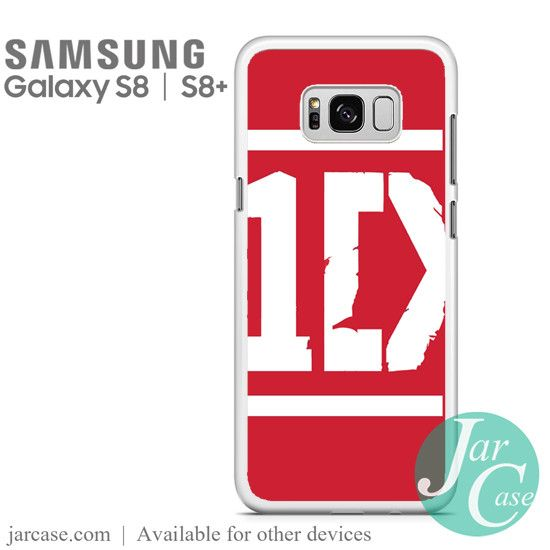 one direction logo Phone Case for Samsung Galaxy S8 & S8 Plus