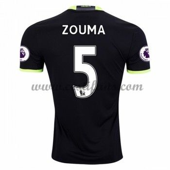 Chelsea Fotbalové Dresy 2016-17 Zouma 5 Venkovní Dres