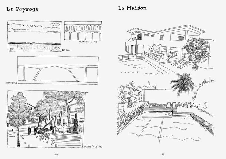 Shiuan-Wen Chu's Graphic Novels: Chu Cat Chronicle, number 5, pg 52-53