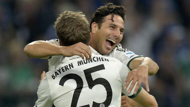 Con #ClaudioPizarro: #BayernMunich enfrenta al Hannover 96 por la Copa alemana. #depor