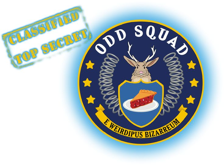 1000 Images About Odd Squad Birthday Party On Pinterest