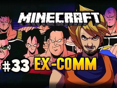 PLANET VEGETA - Minecraft: Ex-Comm Dragon Ball Z Mod w/Nova, SSoHPKC & Slyfox Ep.33