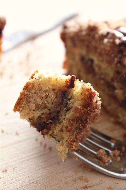 Banana Cinnamon Streusel Cake (6)