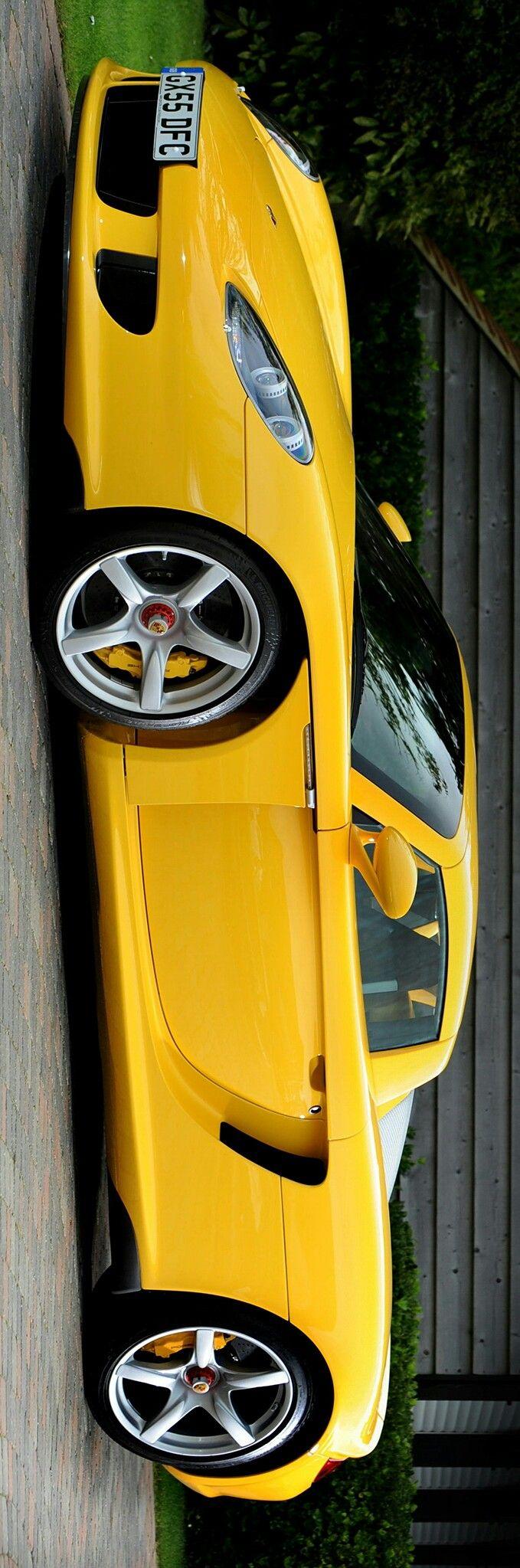 Porsche Carrera GT 980 By Levon