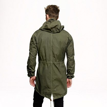 1000  ideas about Fishtail Parka on Pinterest | Mens fishtail