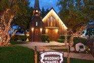 Little Church of the West Vegas Wedding Venue
