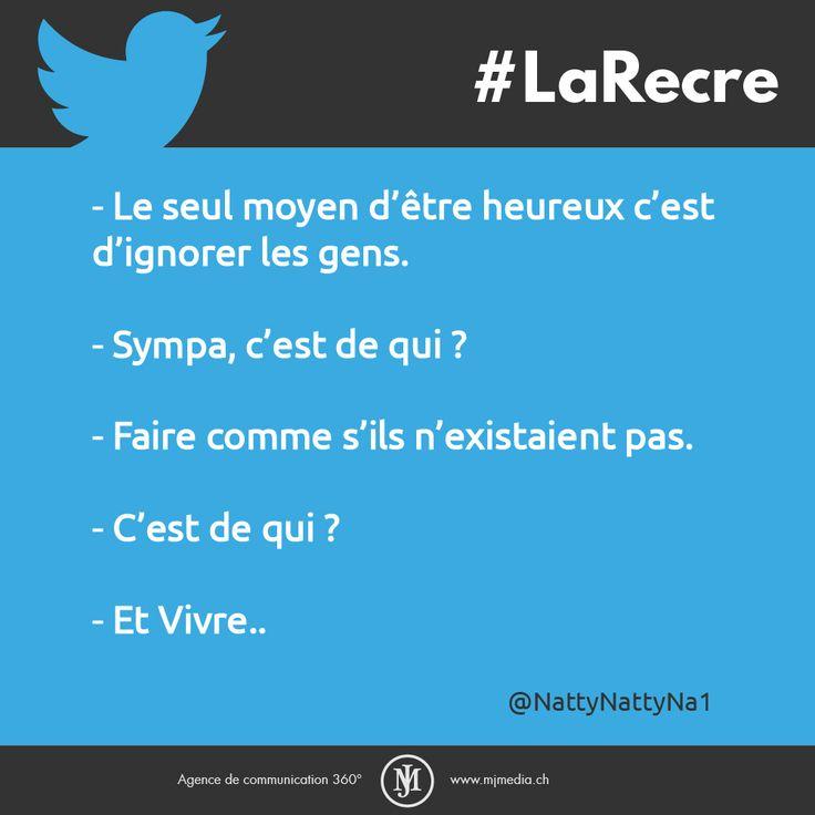 MJ MEDIA lance une nouvelle série sur Twitter #LaRecre. Suivez-nous @MJMedia_Mktg