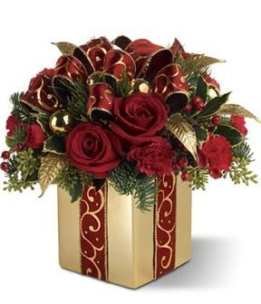 Flowers by Christmas