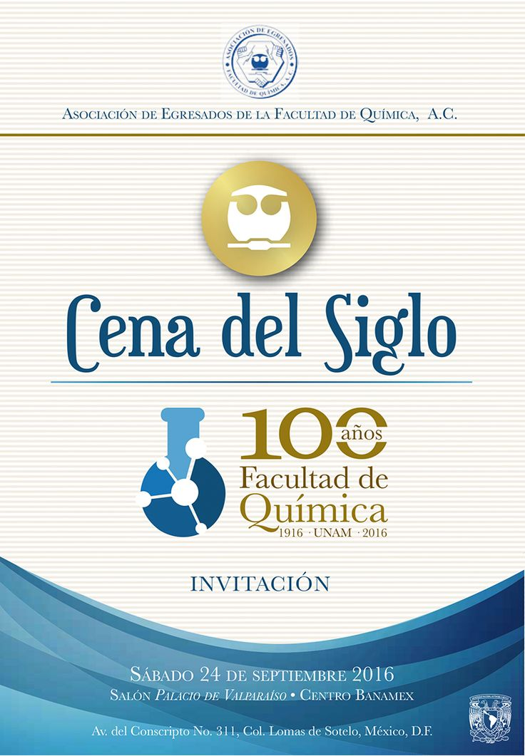 100 Años : Facultad de Química UNAM