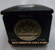 1972 SPECIMEN COMMEMORATIVE SILVER DOLLAR - THE VOYAGER  #CanadianMint #Canadian #Mint $19.95