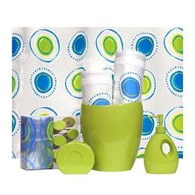 Lime Green Bathroom Accessories | Lime Green Bath Accessories   Smart  Reviews On Cool Stuff.