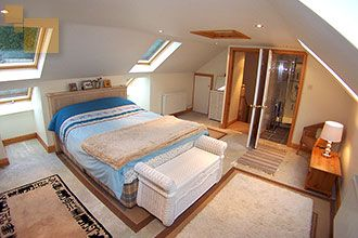 Trussed Roof Loft Conversion Manchester
