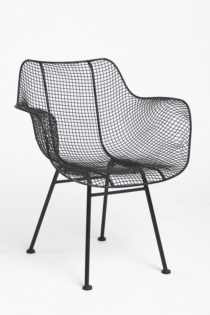 Biscayne wire chairs - Lostine Biscayne Chair
