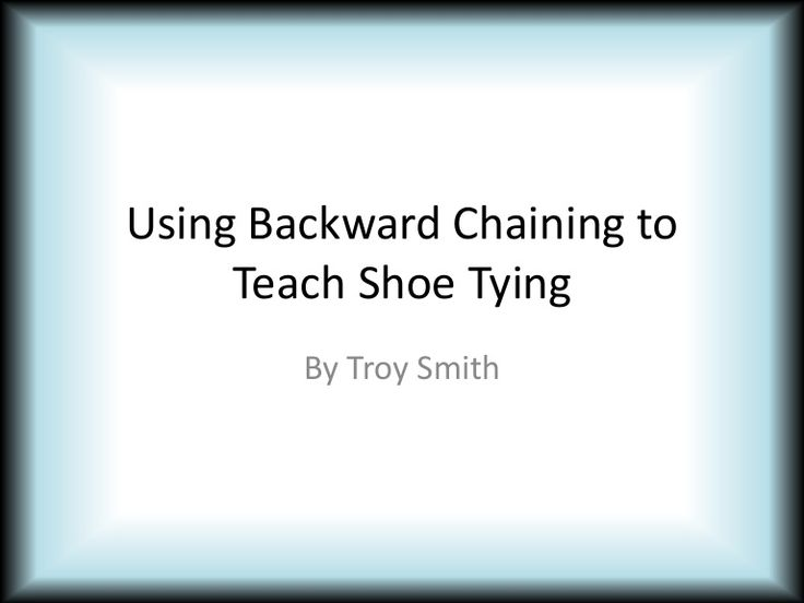 19 best ABA Chaining Task Analysis images on Pinterest Aba - behavior analysis samples