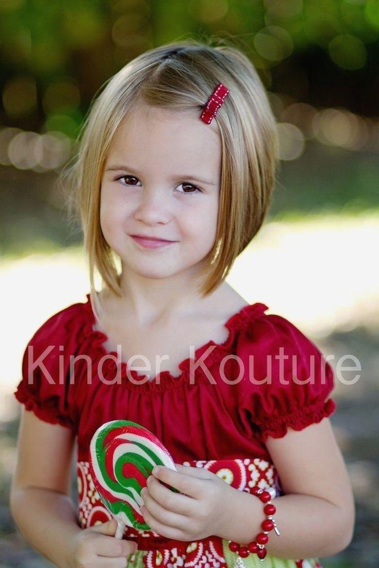 Frisuren Für Kurze Haare Für Kinder Mädchen Frisur Pinterest